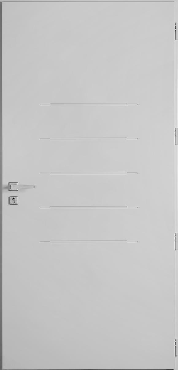 Porte d'entrée Cézembre, gamme non vitrées