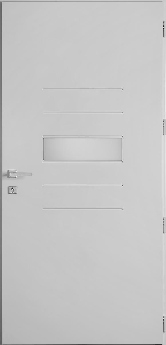 Porte d'entrée Guernic, gamme vitrées