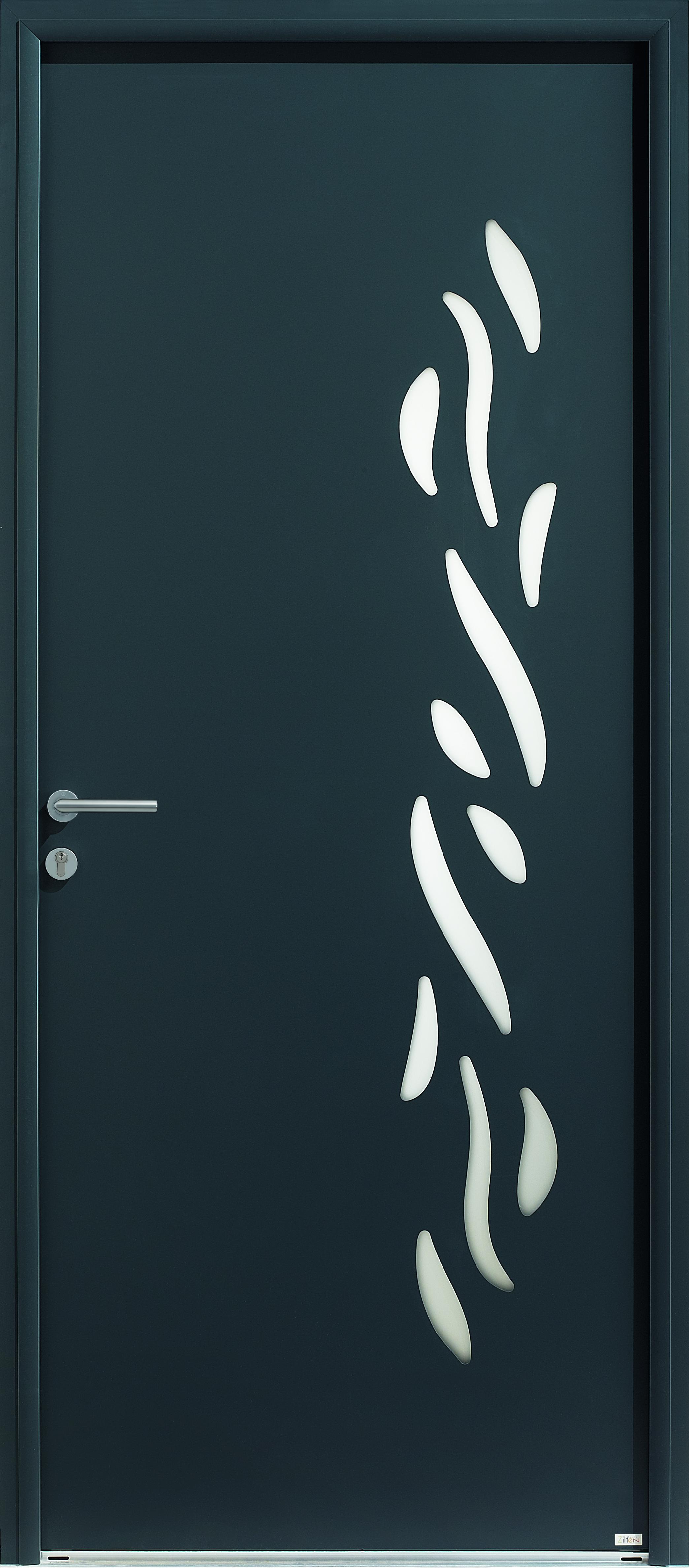 Porte d'entrée Palm Duo