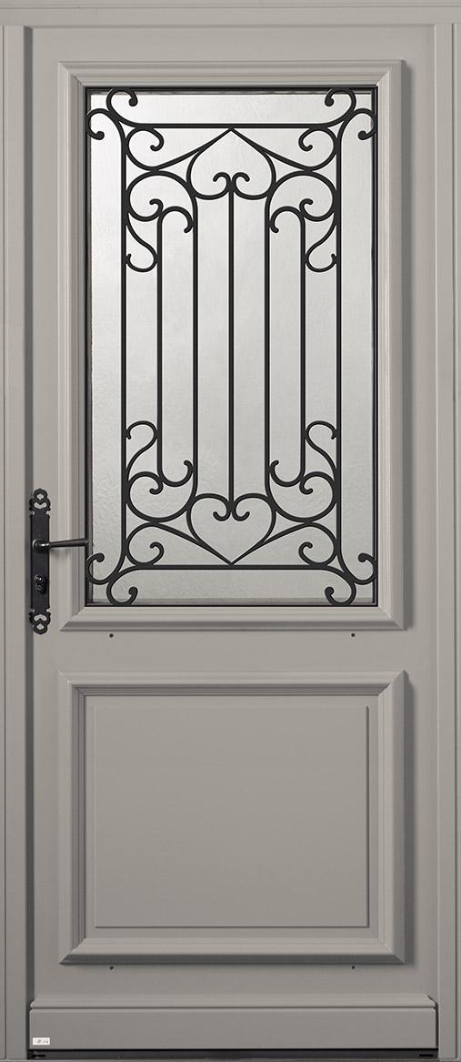 Porte d'entrée Richelieu