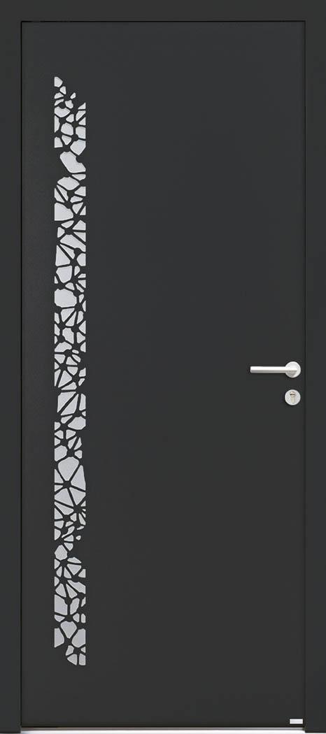 Porte d'entrée Topaze