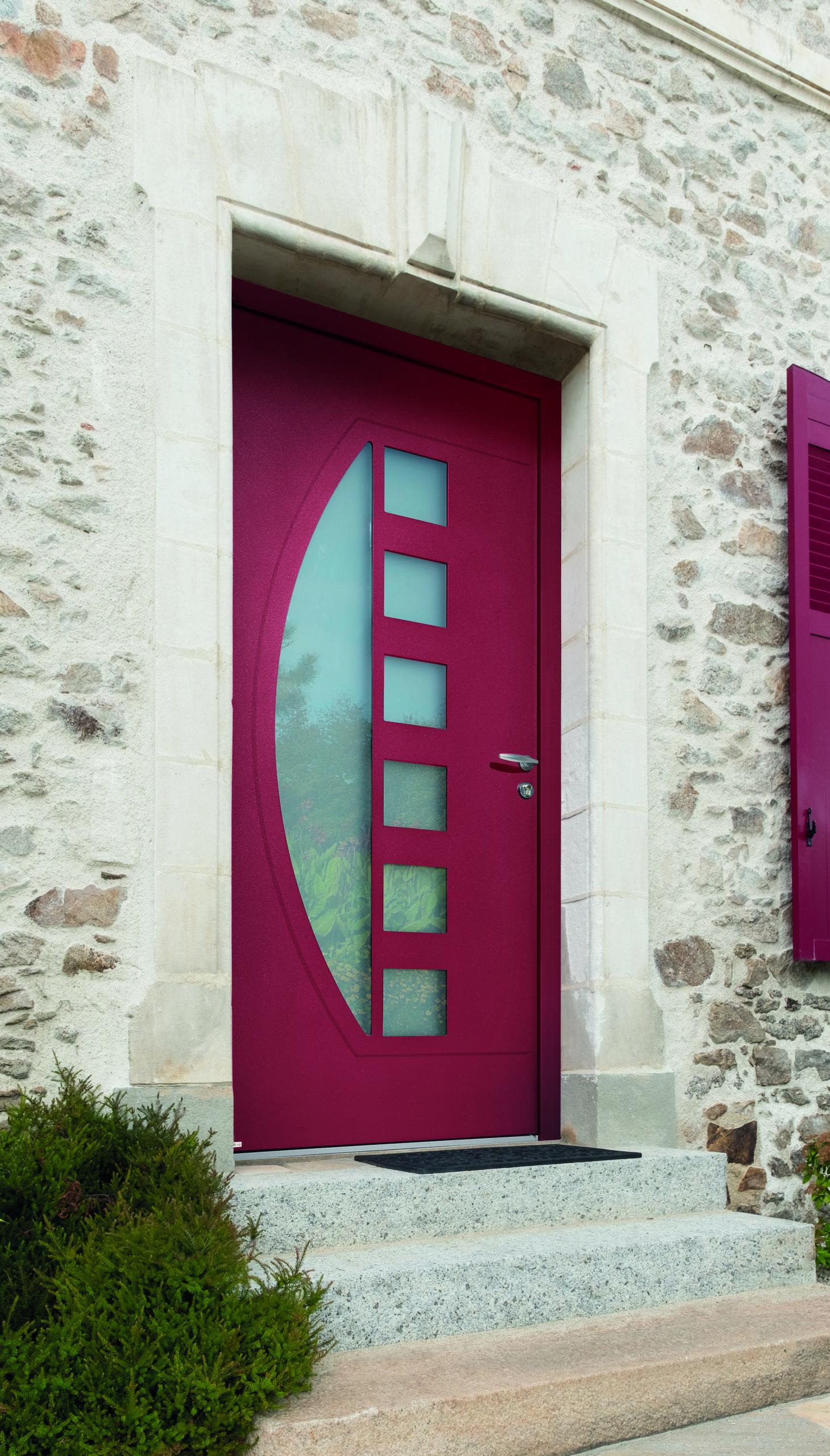 Porte d'entrée  Cytiss 9