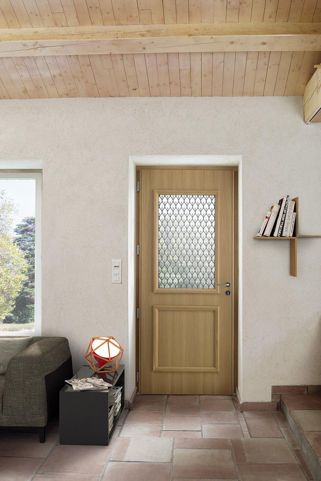 Porte d'entrée Prado Duo