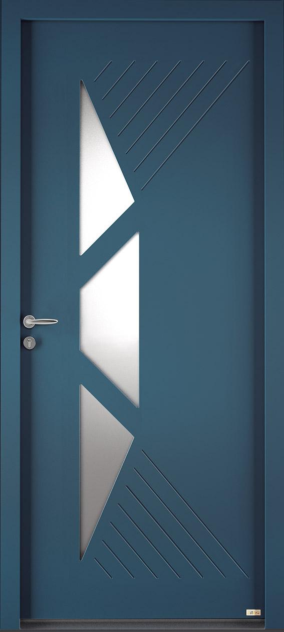 Porte d'entrée  Cytiss 12