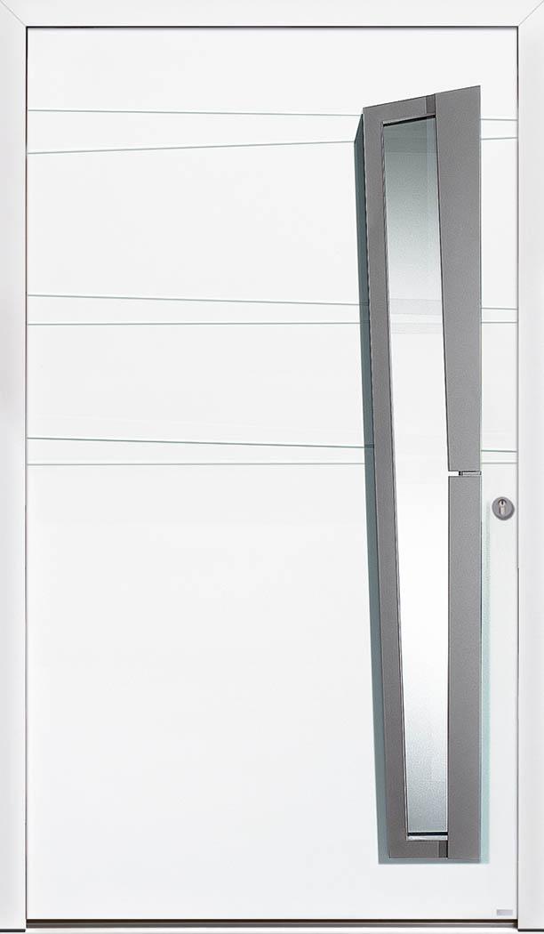 Porte d'entrée Chrystal