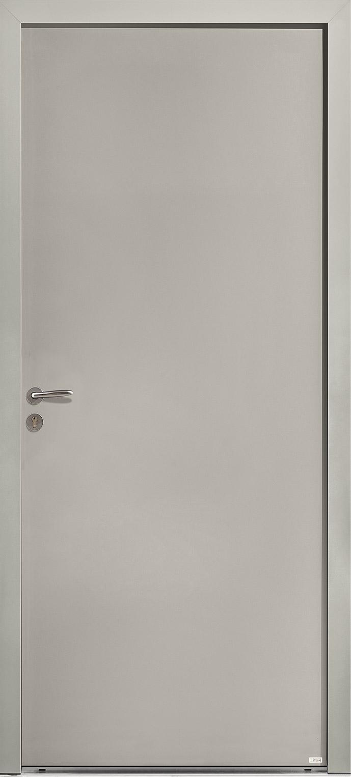 Porte de service aluminium 17