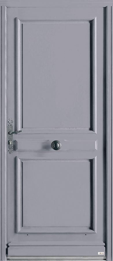 Porte d'entrée Chalons