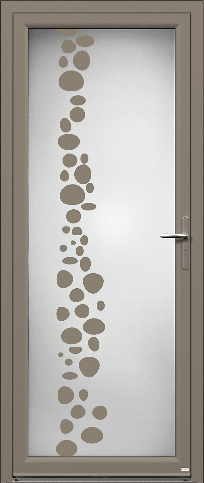 Porte d'entrée Etincelle
