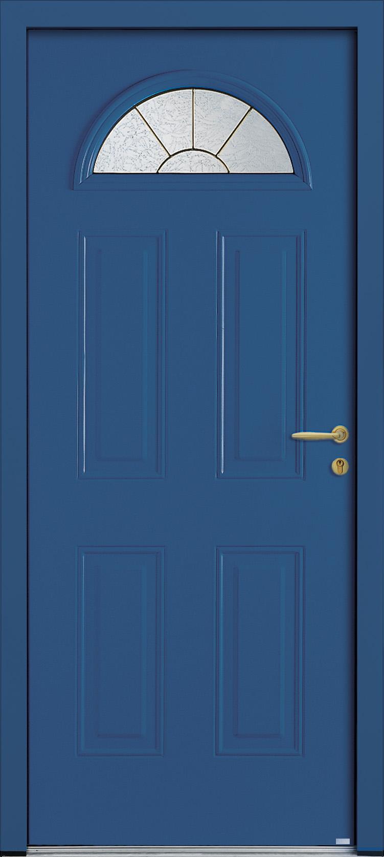 Porte d'entrée Hudson