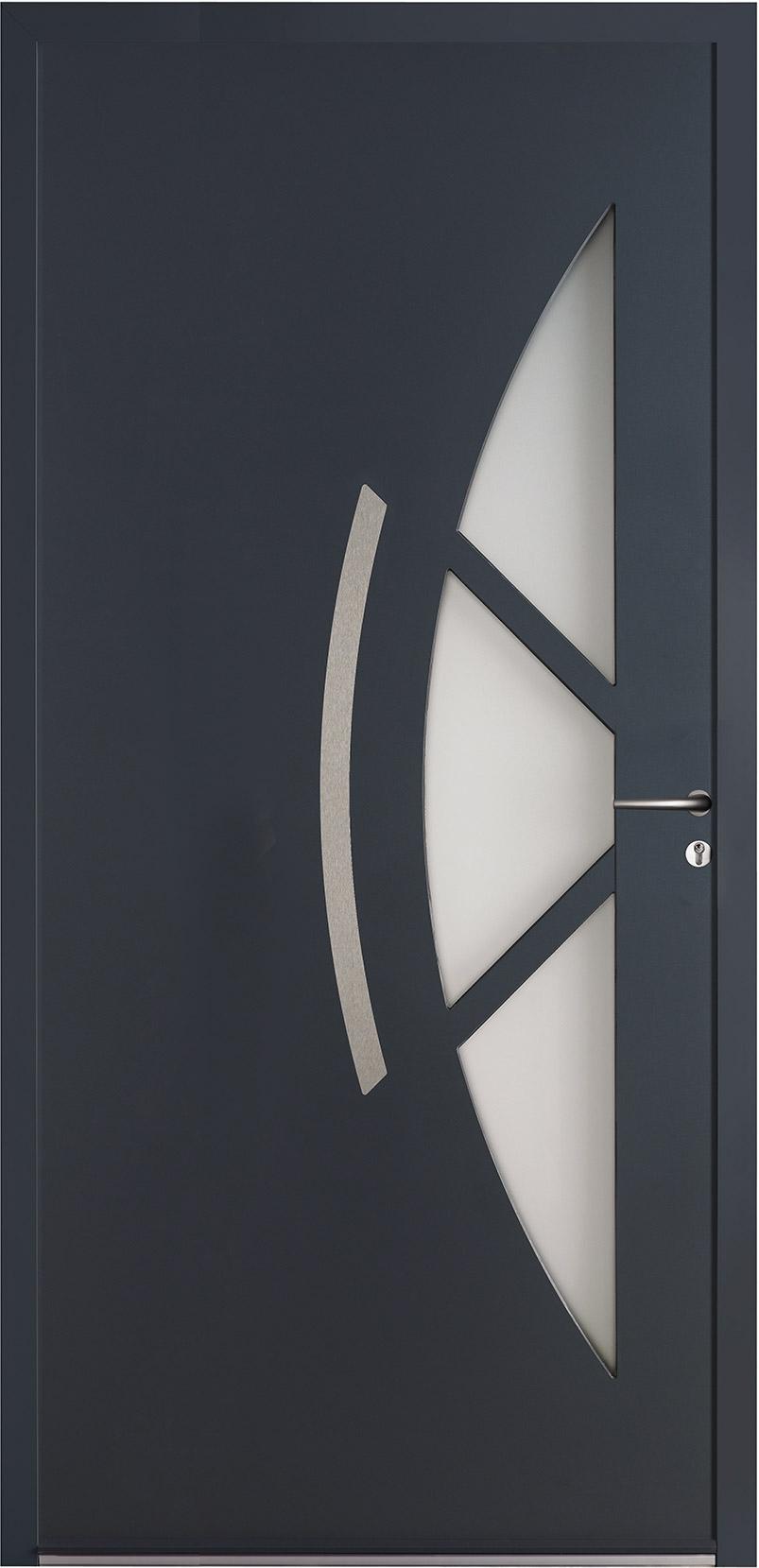 Porte d'entrée Axel, gamme intemporelles