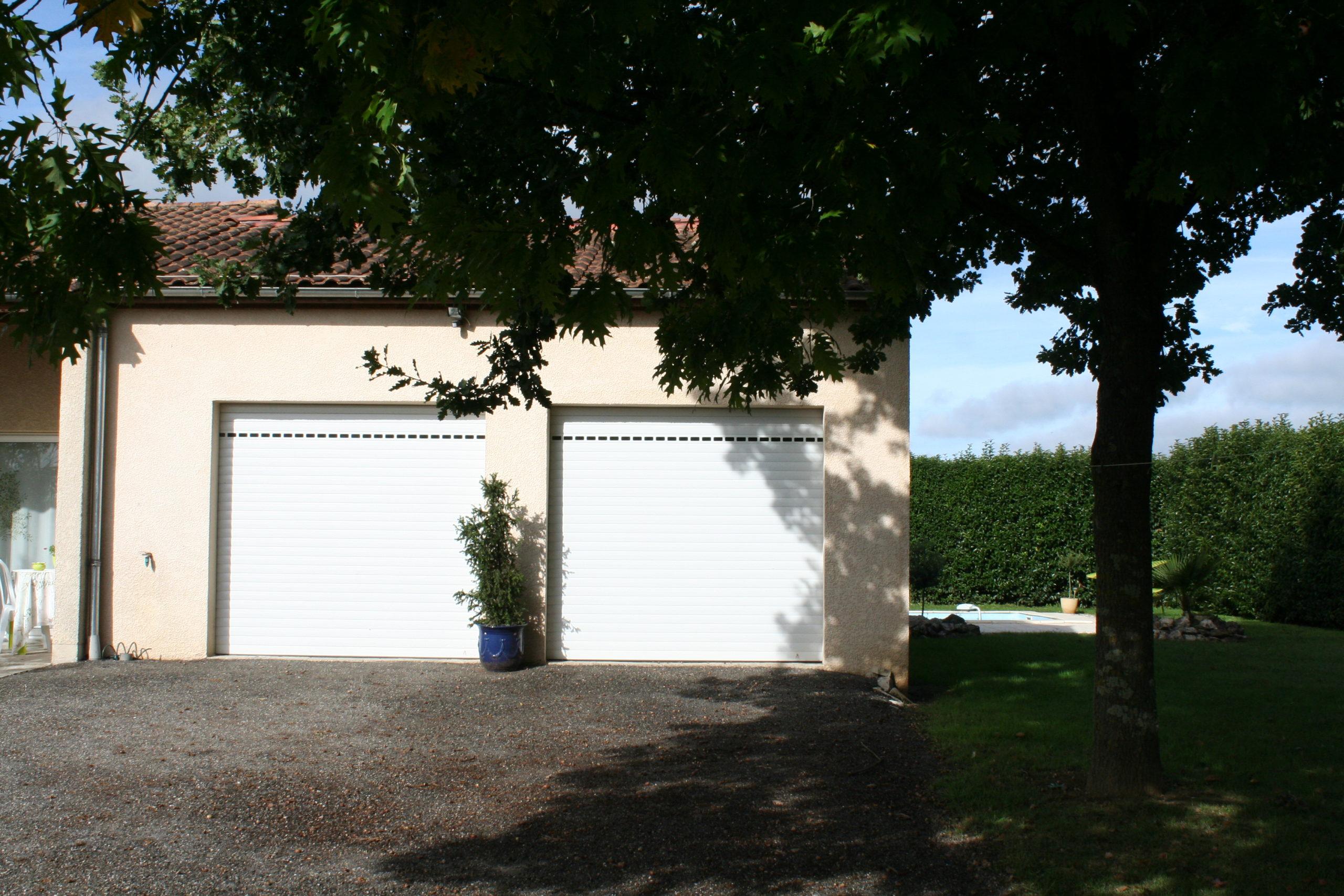 Porte de garage Véloce manuelle