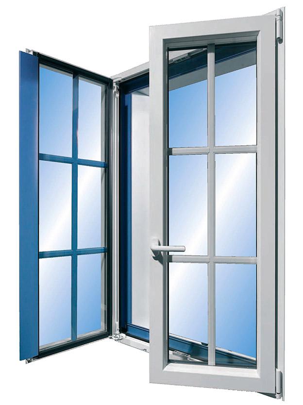 Fenêtre à frappe