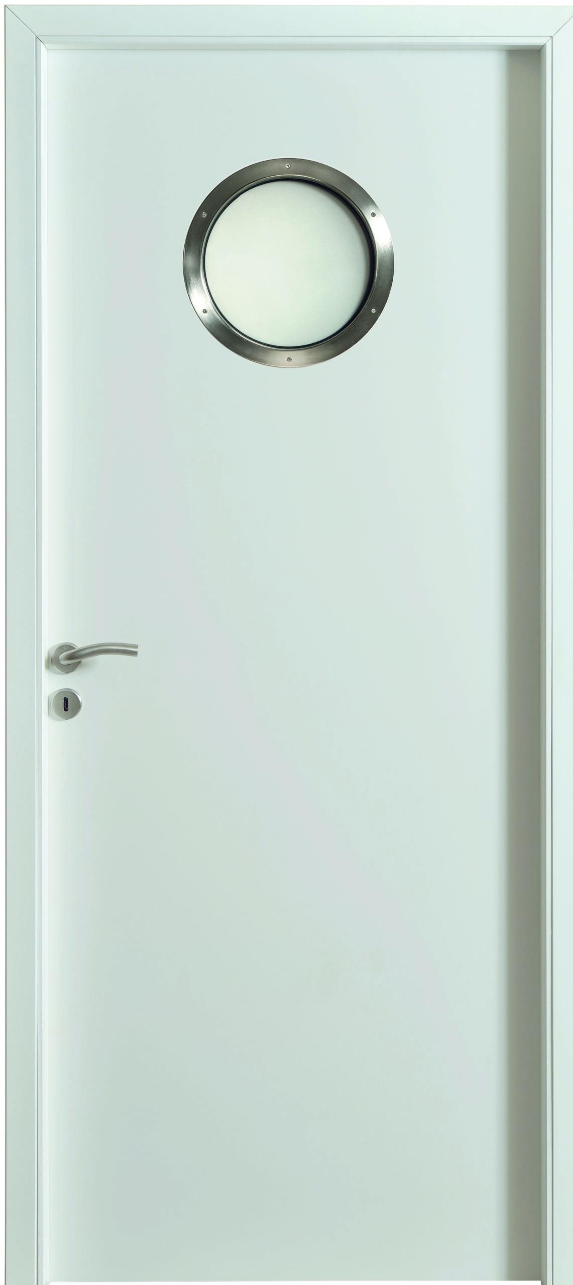 Porte d'intérieur blanche