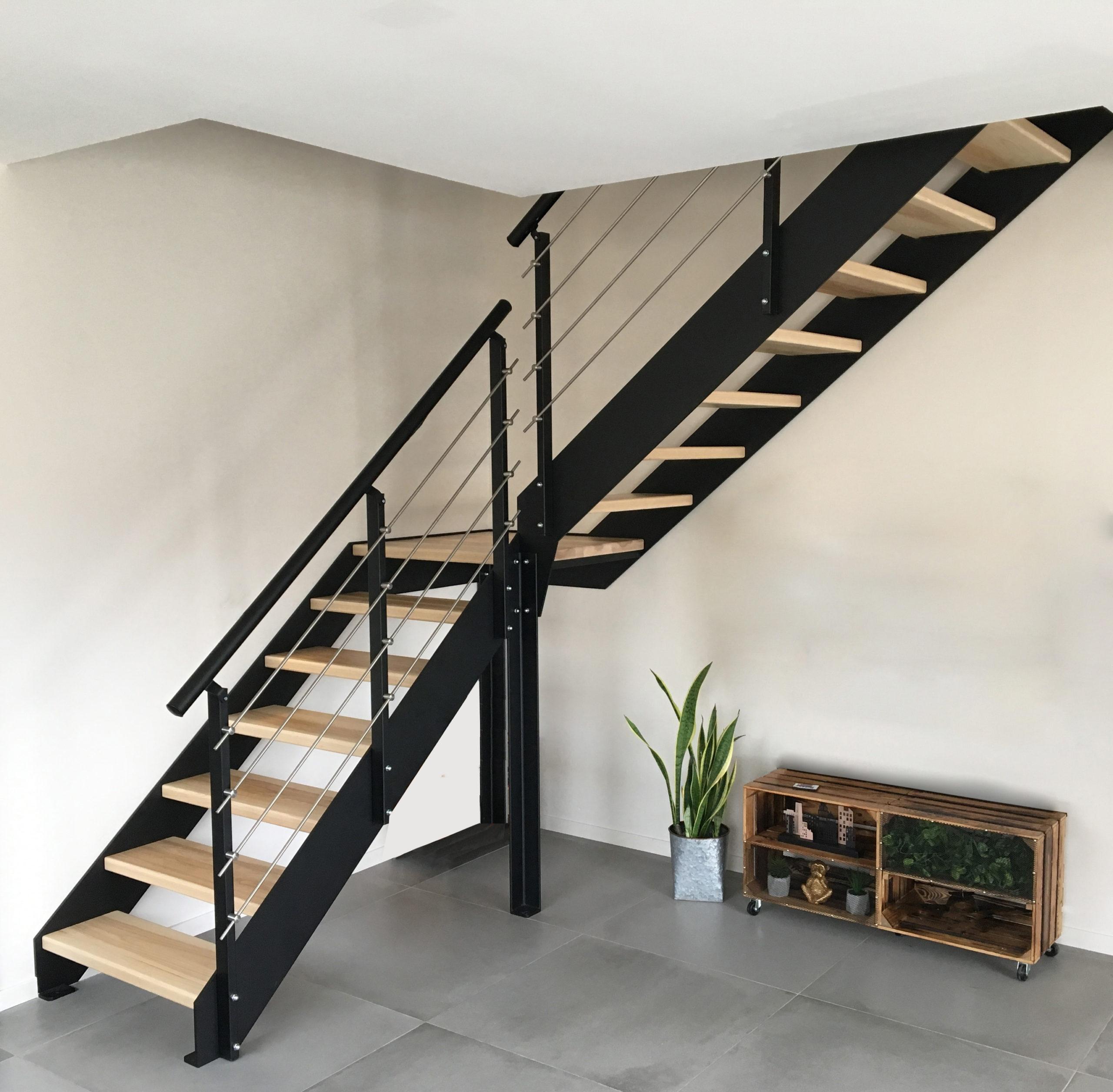 Escalier Boréal