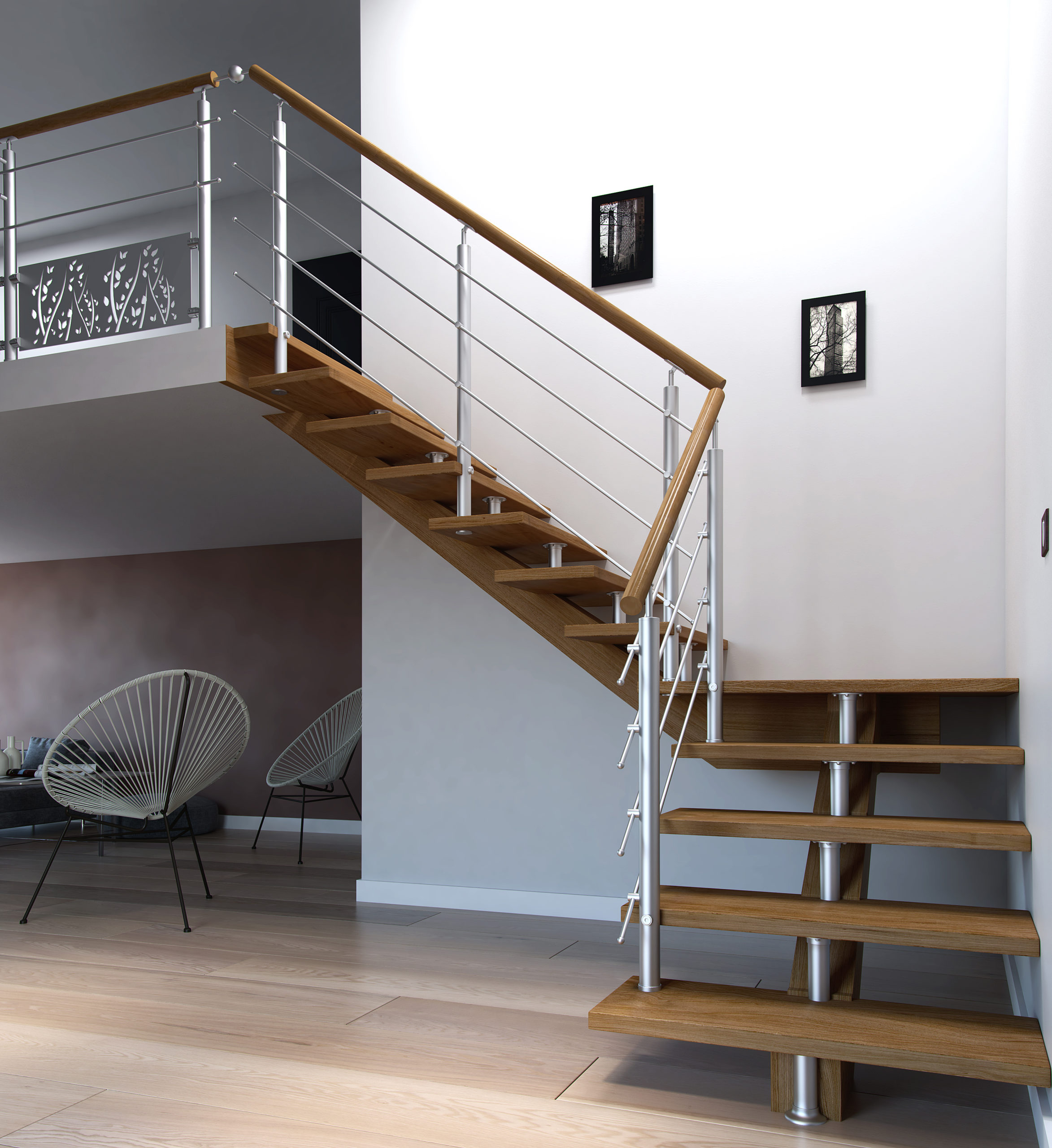 Escalier Pegase
