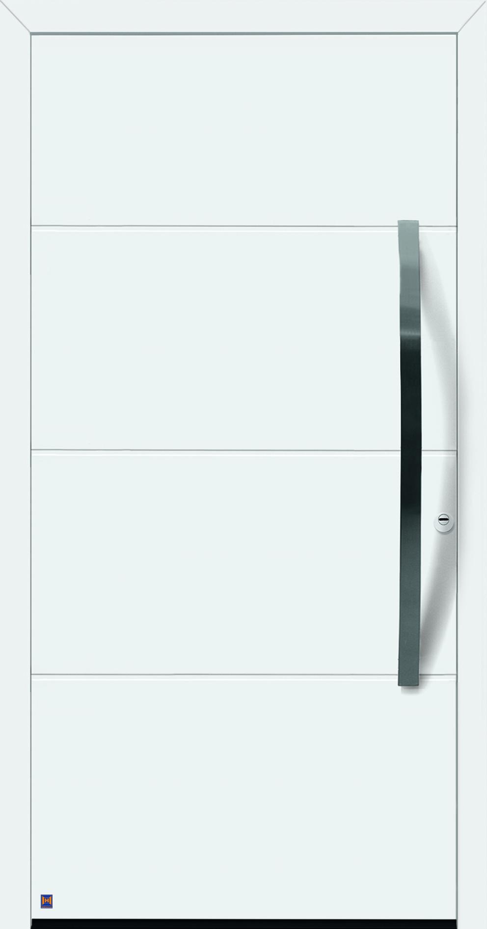 Porte d'entrée gamme ThermoSafe