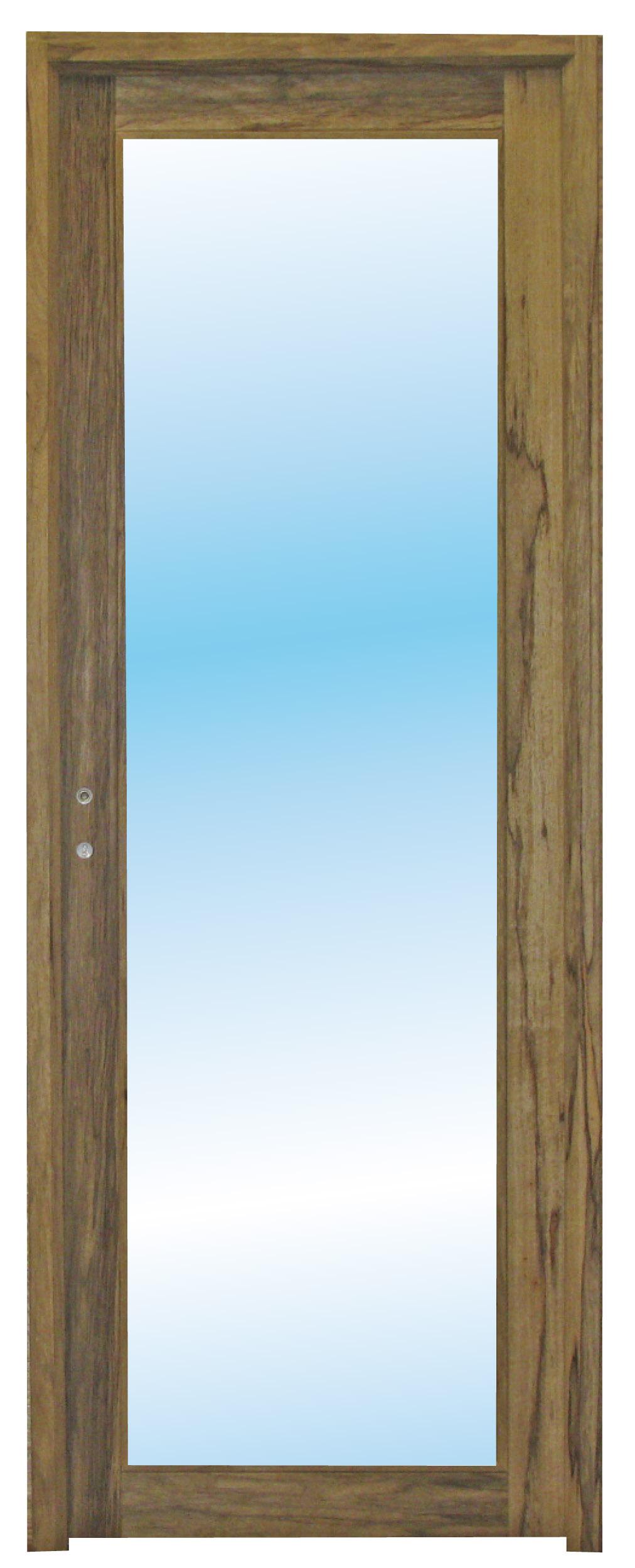 Porte d'intérieur Epuré