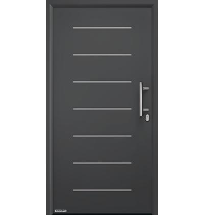 Porte d'entrée gamme Thermo65 TPS 015